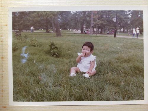 1970年頃の奈良での記念写真たち-04