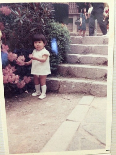 1970年頃の奈良での記念写真たち-06