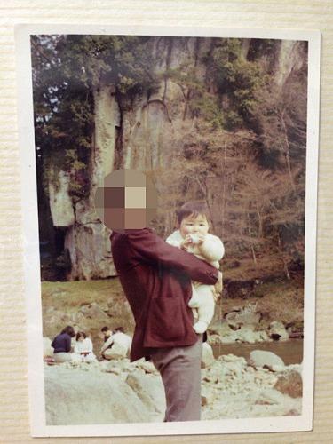 1970年頃の奈良での記念写真たち-07
