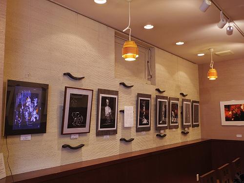 奈良歳時記 お水取りと仏像 二人展@奈良市-06
