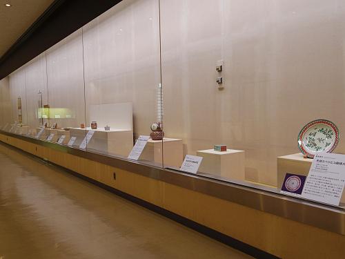 富本憲吉展~華麗なる色絵・金銀彩~ @奈良県立美術館-05
