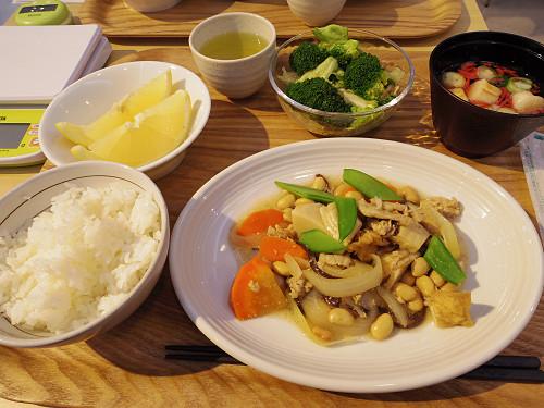 関西初出店!ヘルシーな『高井病院 タニタ食堂』@天理市