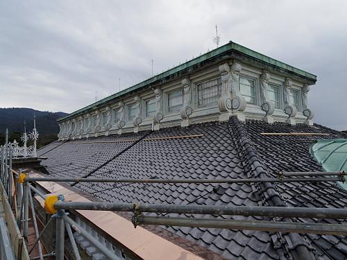 なら仏像館 保存修理工事現場 特別見学会-26