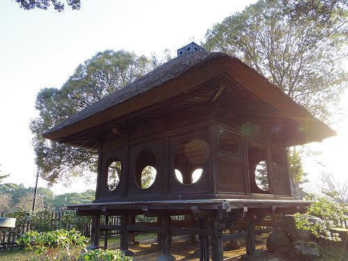 円窓亭@浅茅ヶ原園地(奈良公園)-04