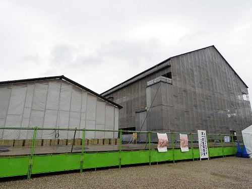 興福寺 特別公開2015 中金堂再建現場-02