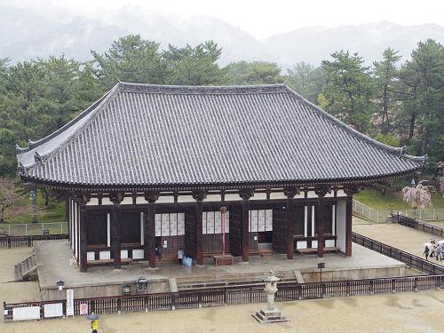 興福寺 特別公開2015 中金堂再建現場-21