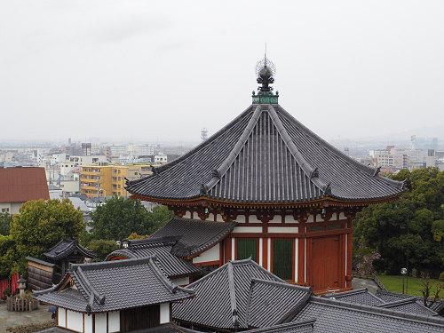興福寺 特別公開2015 中金堂再建現場-23