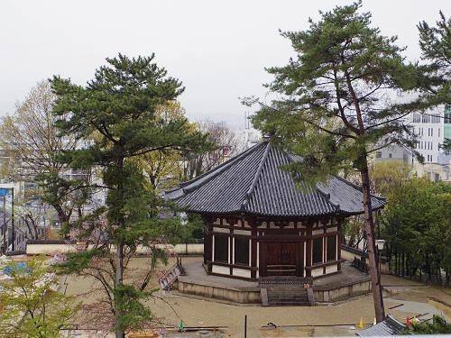 興福寺 特別公開2015 中金堂再建現場-24