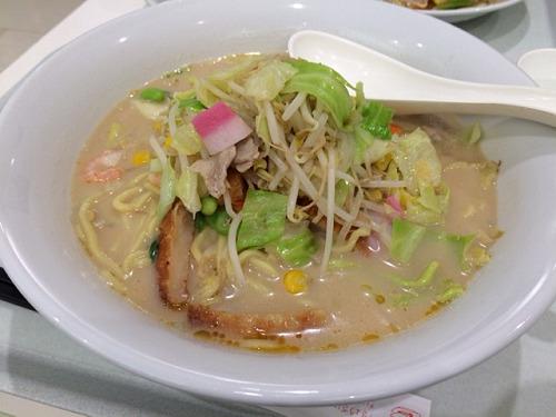 野菜たっぷり!安定の味『リンガーハット』@アピタ西大和店