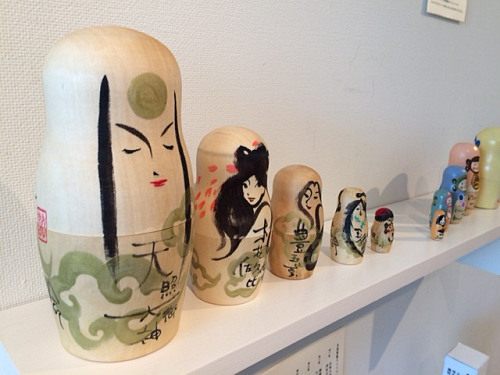 奈良マトリョーシカ展@ギャルリ・サンク(奈良市)-08