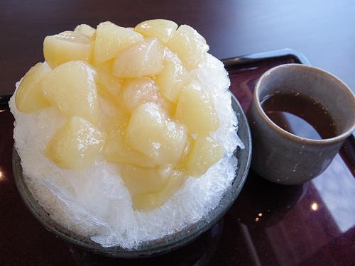 夏季限定「かき氷」3種が登場!『和CAFE 布穀薗』@斑鳩町