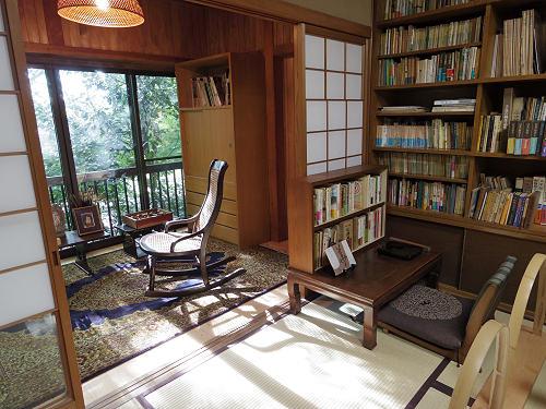 奈良を愛した写真家の書斎も見られる『入江泰吉旧居』@奈良市水門町