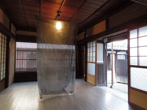 伝統的な建物+現代アート!『今井町エリア』@はならぁと2015