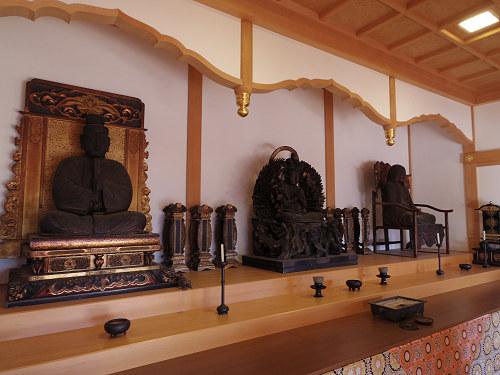 聖徳太子と達磨大師を祀る禅宗寺院『達磨寺』@王寺町