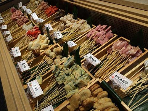 セルフで串揚げ食べ放題!『串家物語』@イオンモール橿原店