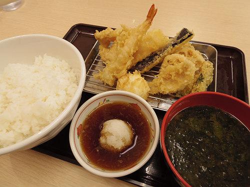 格安で満腹!財布に優しい『天丼・天ぷら本舗 さん天』@奈良三条店