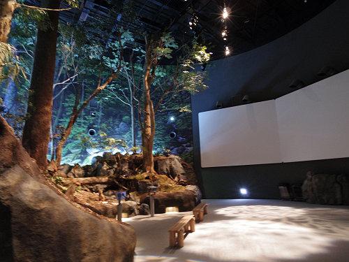 豊かな森と水の恵みを体感できる『森と水の源流館』@川上村