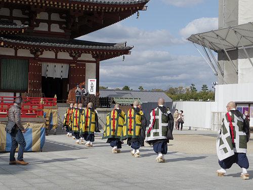 仏教と刀・噂の刀展・西塔内陣特別公開など @薬師寺(奈良市)