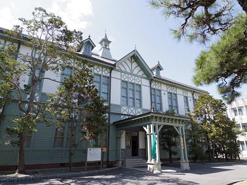 『奈良女子大学記念館』をディープに探索 @奈良ひとまち大学