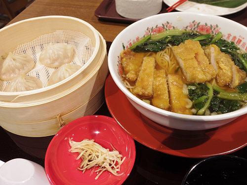 カツが乗った「パーコー麺」が美味『京鼎樓小館』@イオンモール橿原
