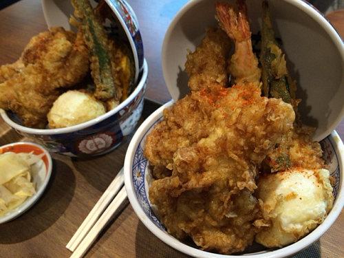 揚げたて天ぷらが豪華!『天麩羅えびのや』@イオンモール橿原