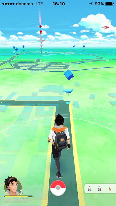 『Pokemon GO』散歩 @明日香村-07