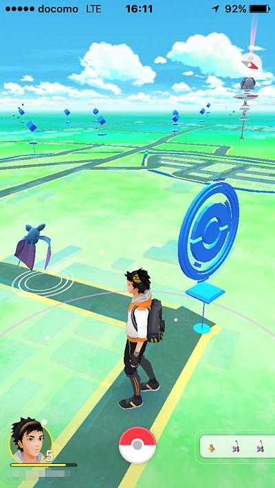 『Pokemon GO』散歩 @明日香村-08
