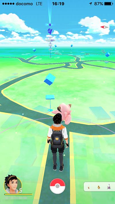『Pokemon GO』散歩 @明日香村-11