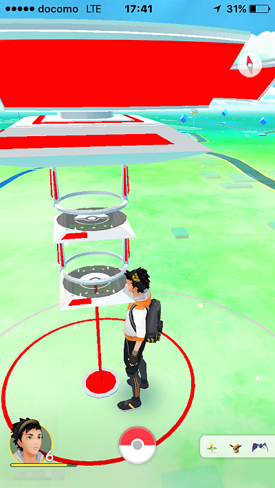 『Pokemon GO』散歩 @明日香村-15