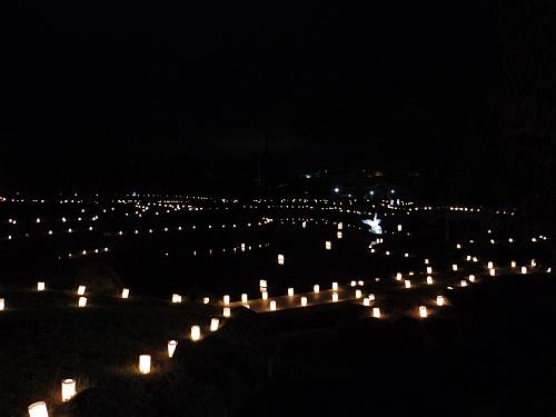 『ほんのりあんどん2016』@うだ・アニマルパーク(宇陀市)
