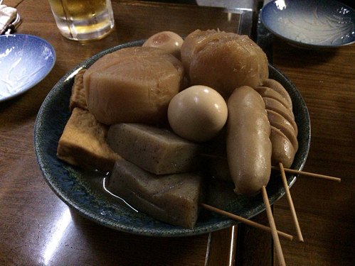おでんが旨い!安い!通いたくなる『竹の館』@奈良市