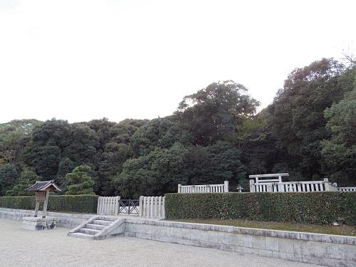 悪行三昧だった天皇のお墓?『武烈天皇陵』@香芝市