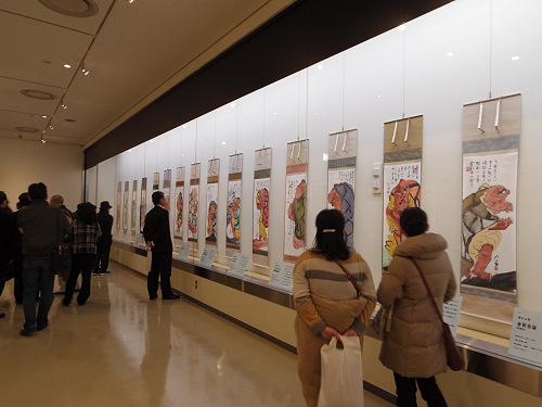お水取りを描いた作品も!『祈りの美』@奈良県立美術館
