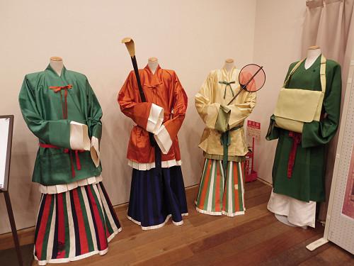 目を見張る美しさ!『古代衣裳展』@犬養万葉記念館(明日香村)