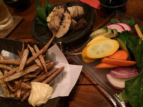 野菜の刺身!大和肉鶏も美味!『じゅん平』@奈良市