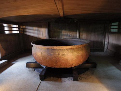 歴史あるお風呂『大湯屋』『鉄湯船』初の特別公開 @東大寺