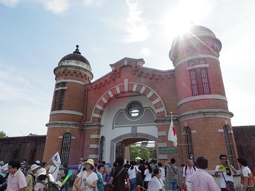 『旧奈良監獄(奈良少年刑務所)』一般見学会レポート