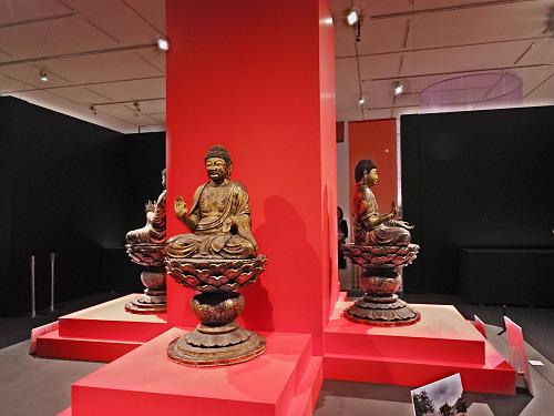 『奈良 西大寺展』内覧会レポート@あべのハルカス美術館(大阪)
