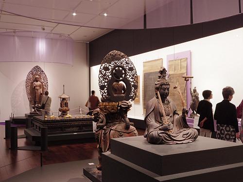 『奈良 西大寺展』後期展示スタート!@あべのハルカス美術館