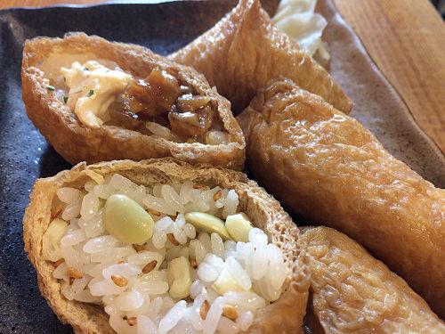 美味しいアレンジいなり寿司『おいなり屋さん macan』@奈良市