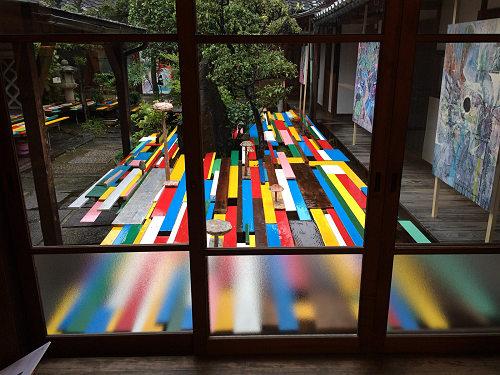 奈良・町家の芸術祭 はならぁと2017『橿原エリア(今井町)』