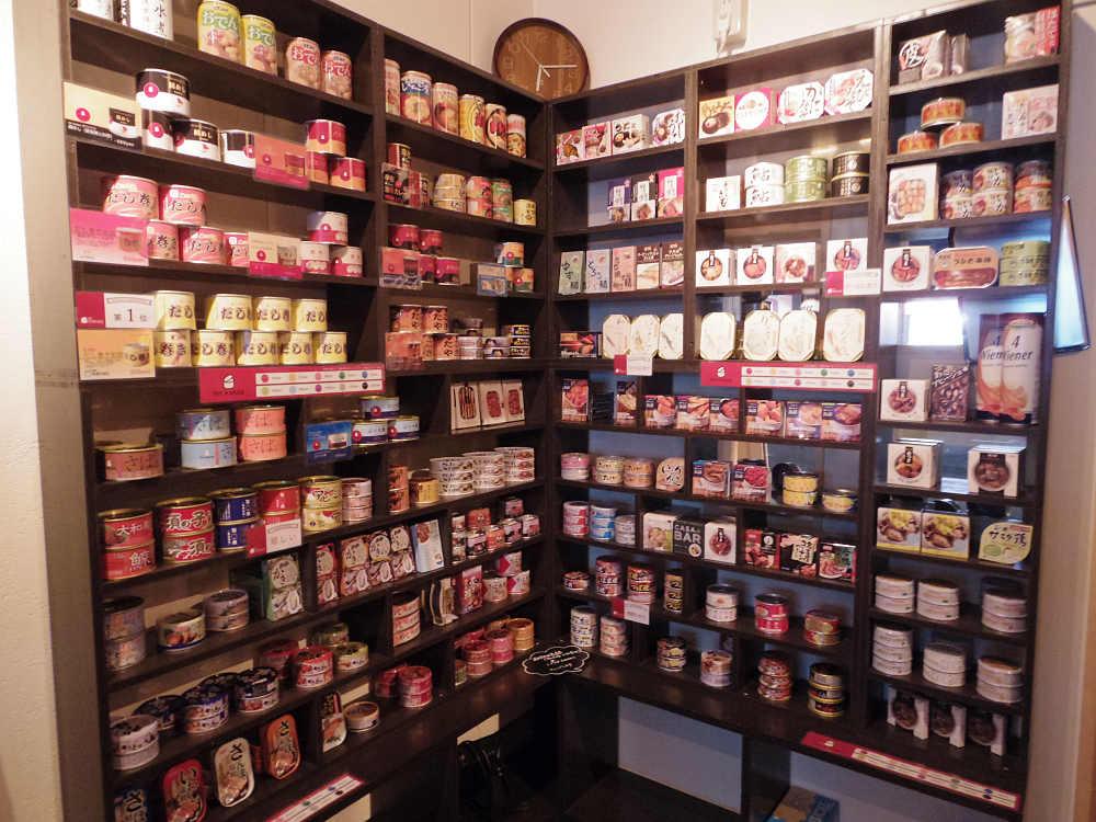 楽しい缶詰専門店!『mr.kanso 大和西大寺店』@奈良市