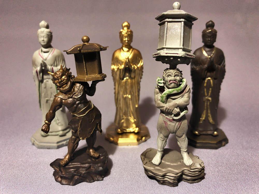 『日本の至宝 仏像立体図録4 奥深き造仏の世界編』@海洋堂