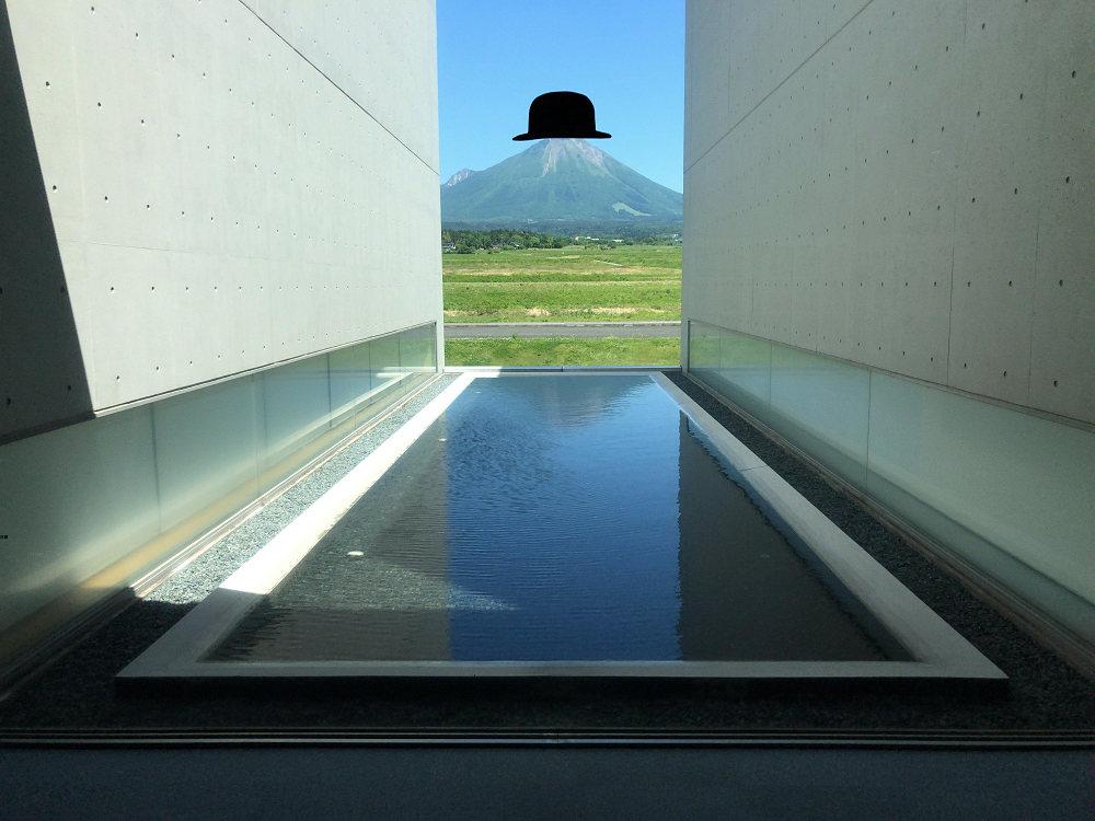 大山の美を味わう『植田正治写真美術館』@鳥取県伯耆町