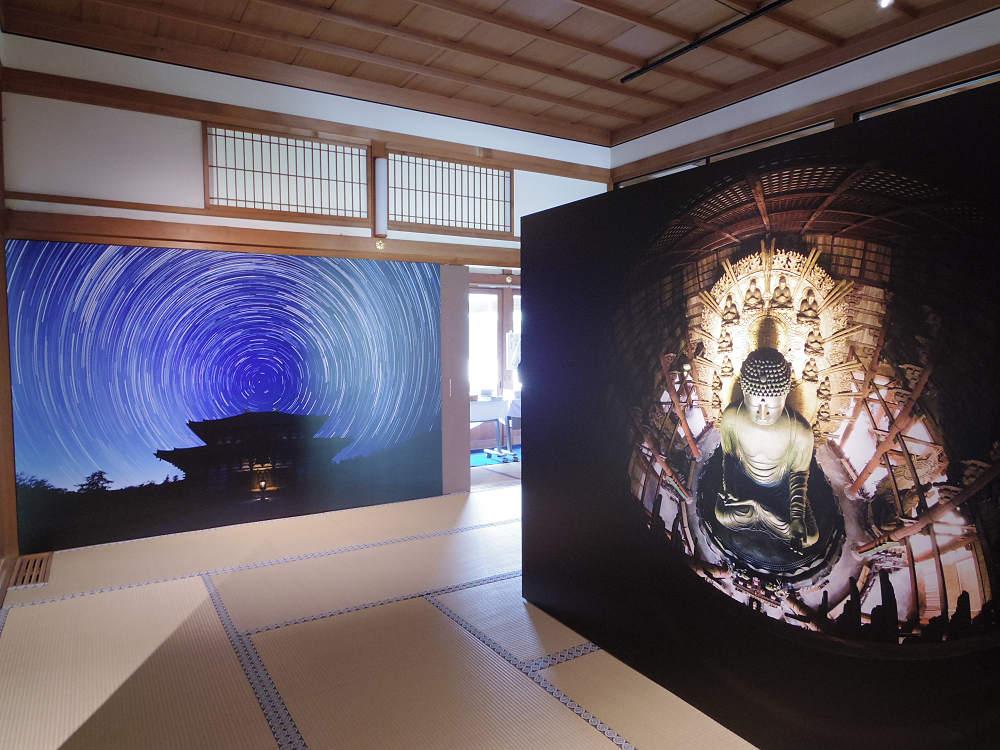 三好和義さん写真展『天平の楽園・東大寺と正倉院』@東大寺本坊