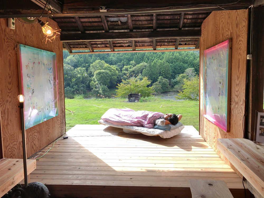 奈良・町家の芸術祭 はならぁと2018『吉野町国栖エリア』