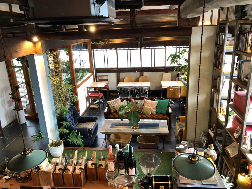 雰囲気最高の古民家カフェ『ハックベリー』@橿原市今井町