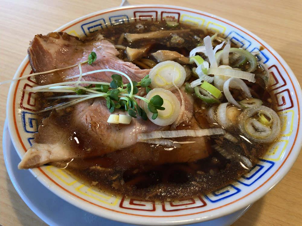 「サバ醤油そば」が絶品!『サバ6製麺所 斑鳩店』@斑鳩町