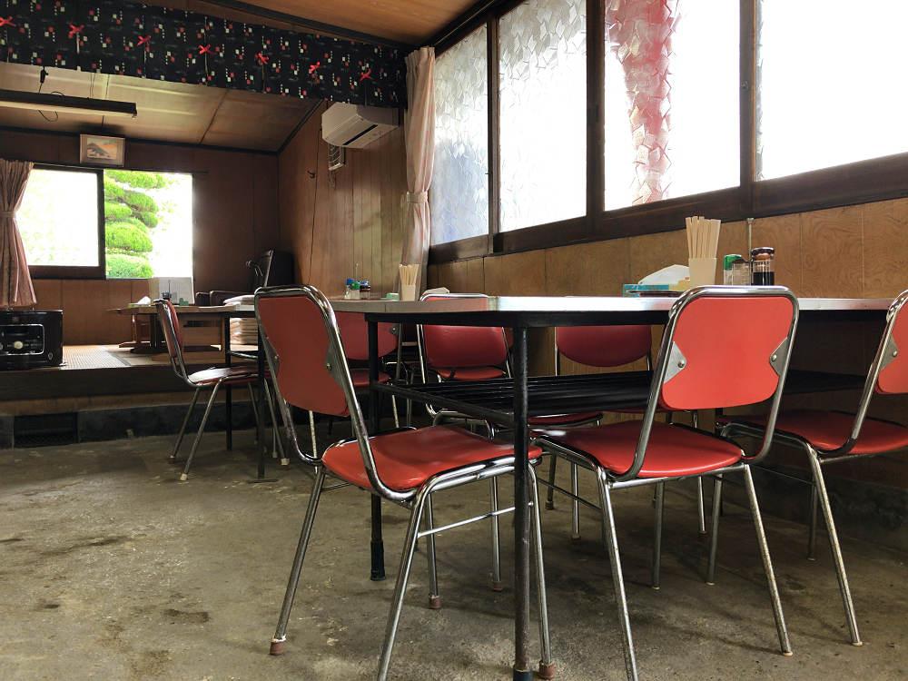 1964年創業!レトロで美しい食堂『山添ドライブイン』@山添村