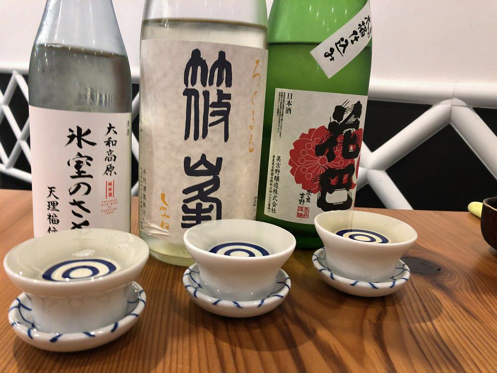大和の地酒に創作おでん!奈良市内で昼間から飲み歩きました